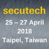 Secutech 2018, 25-27 April, Taipei